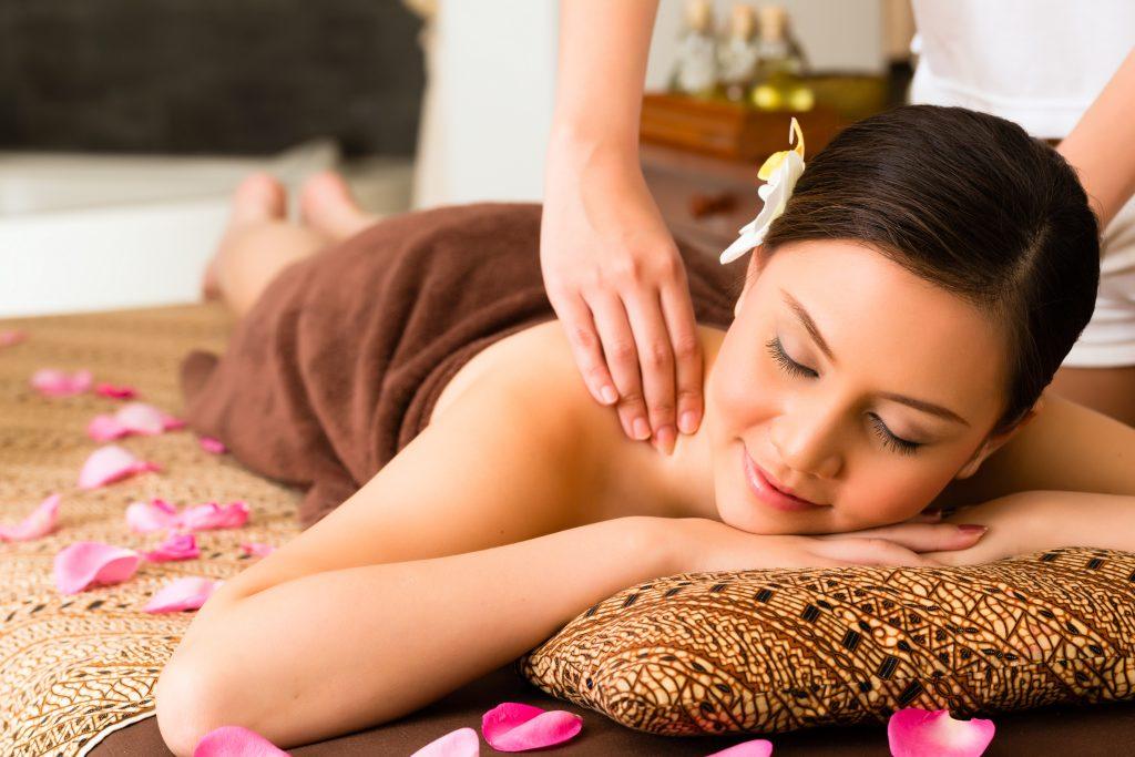 Upokojujúca thajská masáž v Poprade
